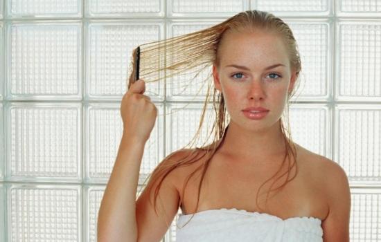 Прическа с редкими волосами