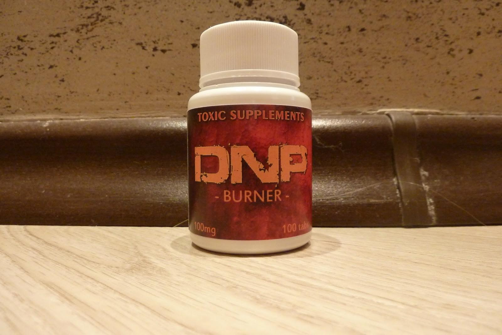 динитрофенол для похудения