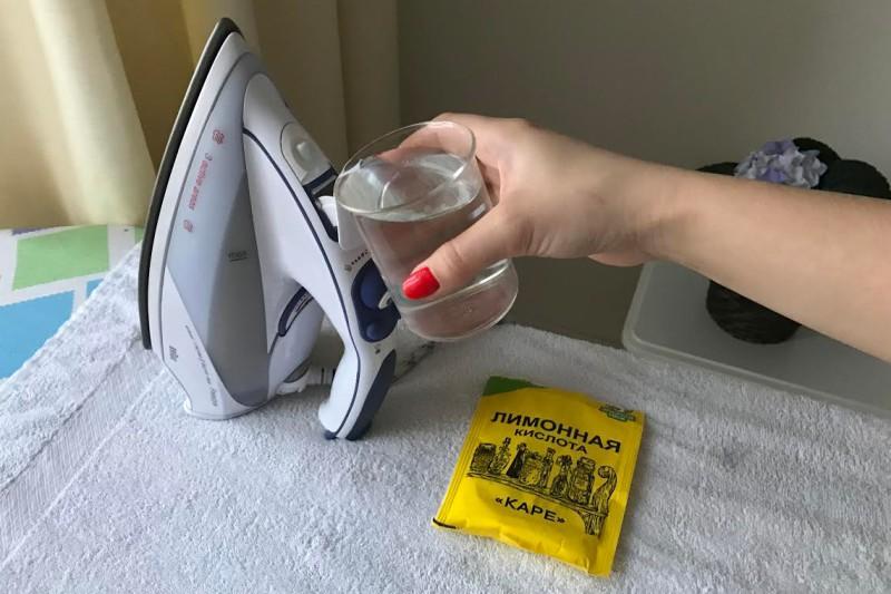 Как почистить утюг в домашних условиях зубной пастой 487
